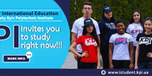 KPI invites you to study!